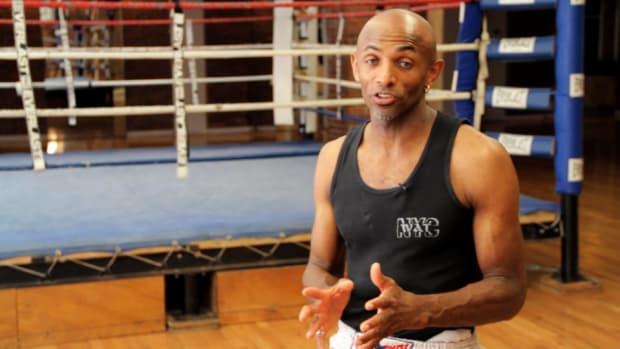 W. Who Is UFC Fighter Lyoto Machida? Promo Image