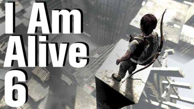 F. I Am Alive Walkthrough Part 6 - Skyscraper Promo Image