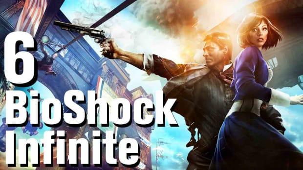 F. BioShock Infinite Walkthrough Part 13 Promo Image