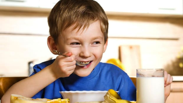 ZE. What Are Healthy Breakfast Foods for Kids? Promo Image