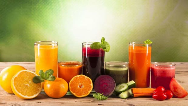 Y. How Long Do Homemade Juices Stay Fresh? Promo Image