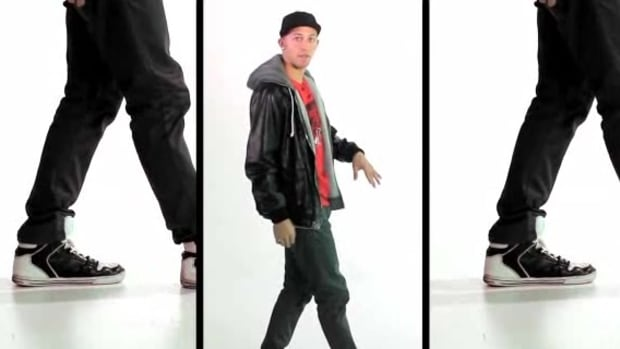 L. How to Hip-Hop Dance like Usher Promo Image