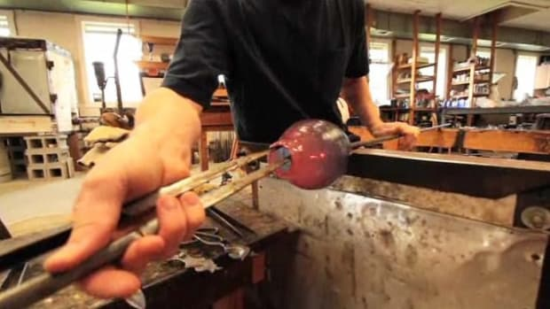V. Can Glassblowing Be Done at Home? Promo Image