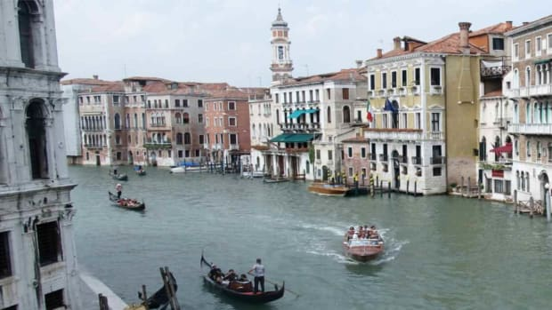 I. Visiting the Canals in Venice Promo Image
