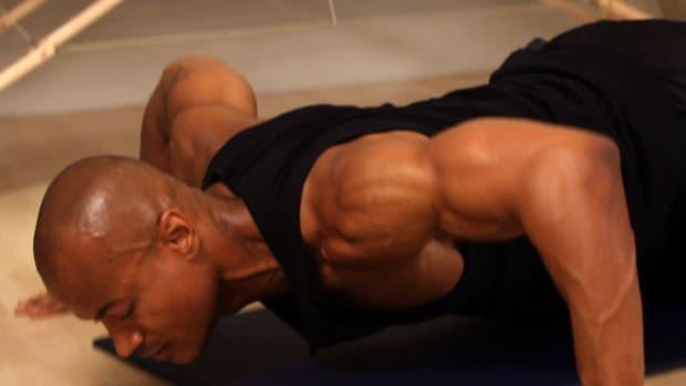 I. How to Do a Wide Grip Push-Up Promo Image