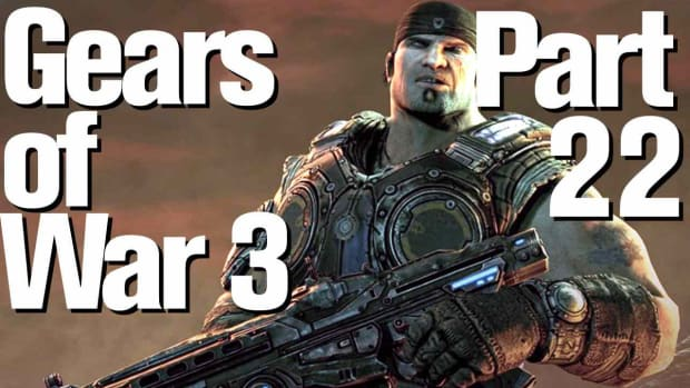 V. Gears of War 3 Walkthrough: Act 2 Chapter 1 (3 of 3) Promo Image