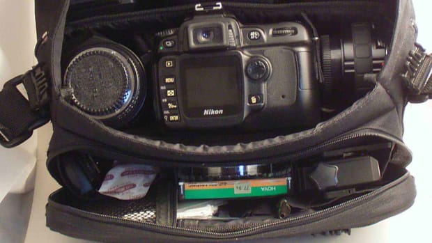 ZZB. What Household Items Should You Keep in Your Camera Bag? Promo Image