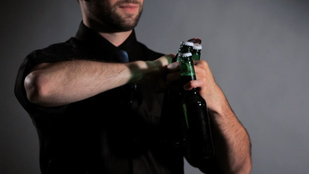 T. How to Open 3 Beers at the Same Time Promo Image