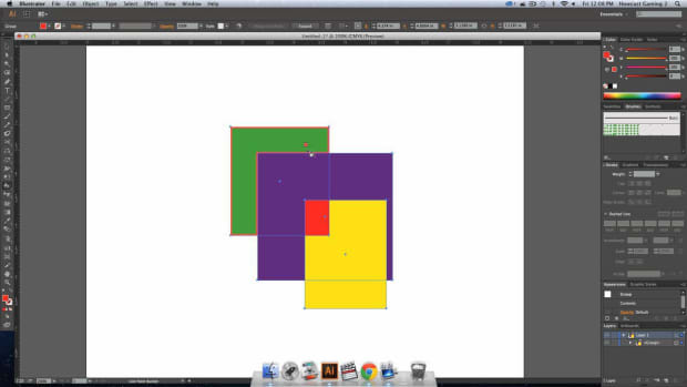 ZF. How to Work with Live Paint in Adobe Illustrator Promo Image