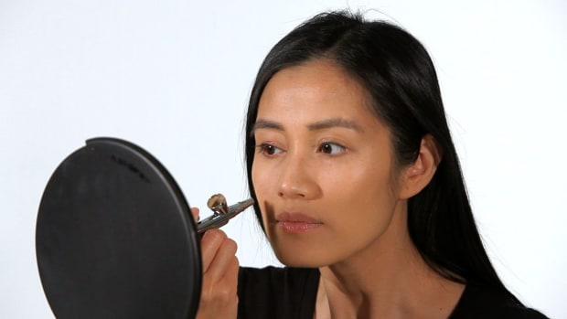 A. How to Do a BlowOver with Airbrush Makeup Promo Image