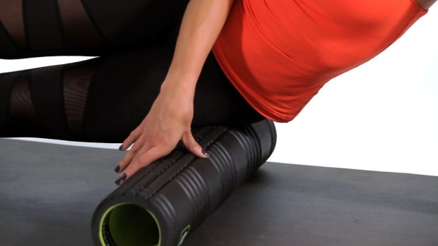 Q. How to Foam Roll Your TFL Promo Image
