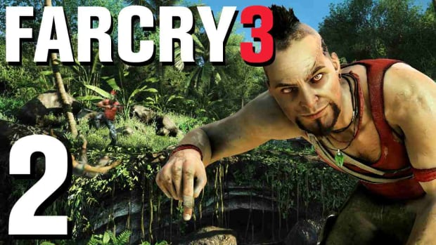 B. Far Cry 3 Walkthrough Part 2 - Introduction Promo Image
