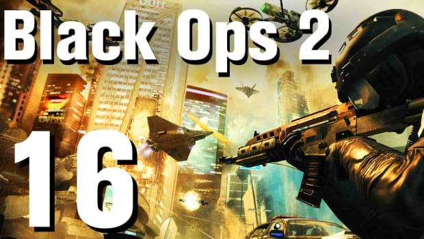 P. Black Ops 2 Walkthrough Part 16 - Time and Fate Promo Image