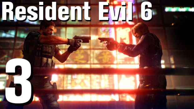 C. Resident Evil 6 Walkthrough Part 3 - Chapter 1 Promo Image