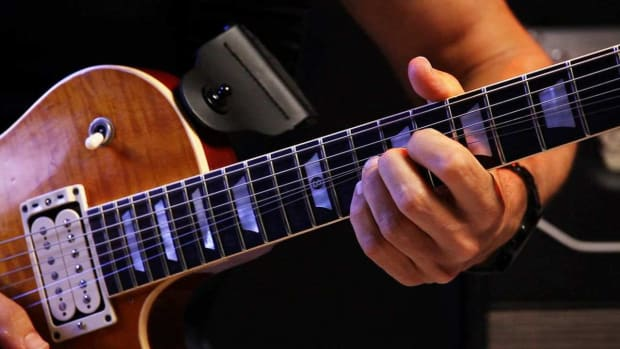 K. How to Play 2 Fret Bends on Guitar Strings 1-3 Promo Image