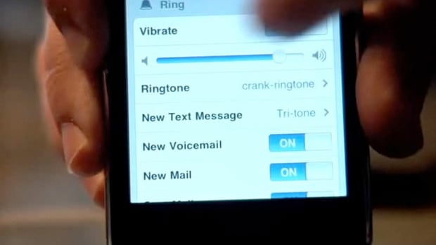 K. How To Change the Ringtone on an iPhone Promo Image