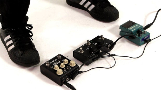 ZC. Different Kinds of Tremolo Guitar Pedals Promo Image