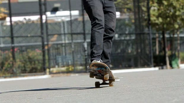 ZC. How to Do a Manual Roll on a Skateboard Promo Image