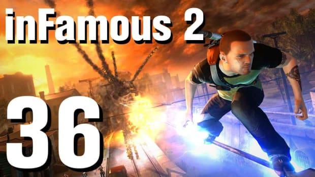 ZJ. inFamous 2 Walkthrough Part 36: Forced Conduits Promo Image