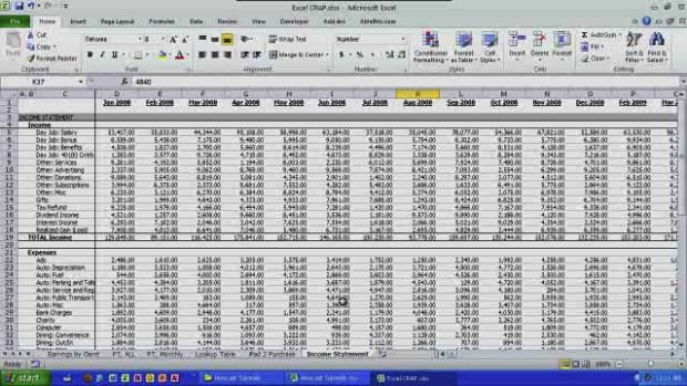 G. How to Navigate Workbooks & Worksheets in Excel Promo Image