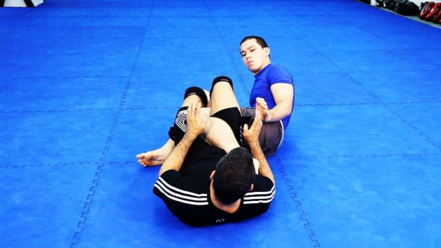 ZZN. How to Do a Heel Hook in MMA Fighting Promo Image