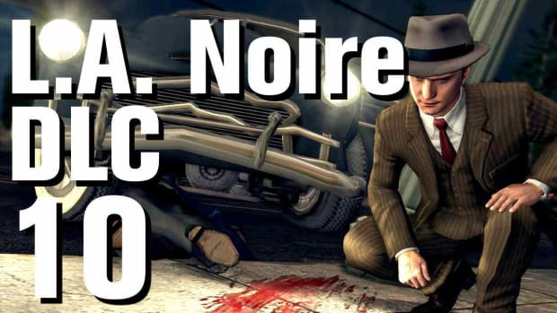 "J. L.A. Noire Walkthrough: ""The Naked City"" (10 of 11) Promo Image"