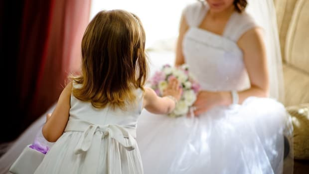 K. How to Pick a Flower Girl Dress Promo Image