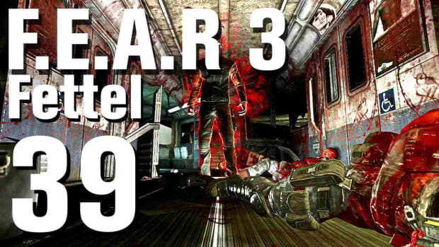 ZM. F.E.A.R. 3 Fettel Walkthrough Part 39: Port (7 of 8) Promo Image