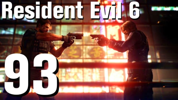 ZZZO. Resident Evil 6 Walkthrough Part 93 - Chapter 15 Promo Image