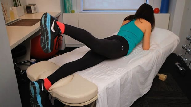 ZF. Knee Exercises for Anterior Knee Pain Promo Image