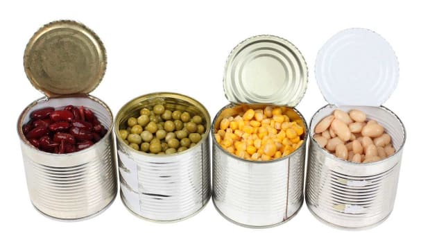 ZC. Can I Use Frozen or Canned Fruits & Vegetables in Baby Food? Promo Image