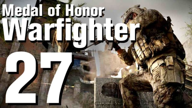ZA. Medal of Honor: Warfighter Walkthrough Part 27 - Chapter 12: Preacher Promo Image