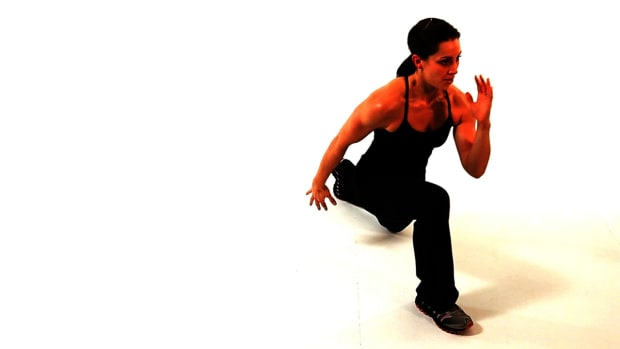 ZC. How to Do Leg & Hip Exercises for a Boot Camp Workout Promo Image