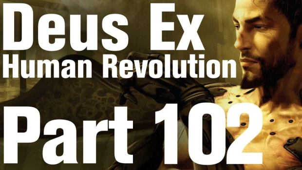 ZZZX. Deus Ex: Human Revolution Walkthrough - Cloak and Daggers and The Take (4 of 6) Promo Image