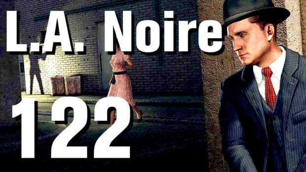 "ZZZZR. L.A. Noire Walkthrough Part 122: ""A Different Kind Of War"" (1 of 8) Promo Image"