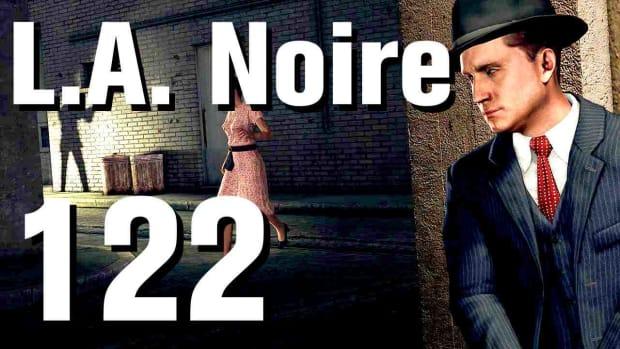 """ZZZZR. L.A. Noire Walkthrough Part 122: """"A Different Kind Of War"""" (1 of 8) Promo Image"""