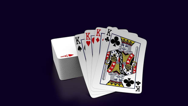 F. How to Do the Kings, Queens, Jacks & Aces Card Trick Promo Image