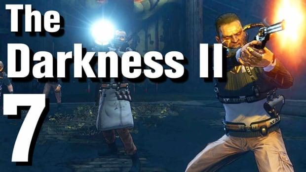 G. The Darkness 2 Walkthrough - Part 7 Pursue Swifty Promo Image