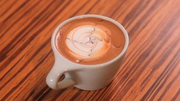 X. How to Etch Swirls in Latte Art Promo Image