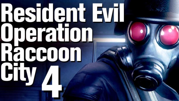 D. Resident Evil Operation Raccoon City Walkthrough Part 4 - Corruption Promo Image