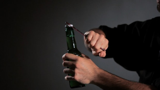 ZE. How to Open a Beer with Flair Promo Image