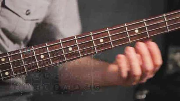 U. How to Play a B Note on Bass Guitar Promo Image