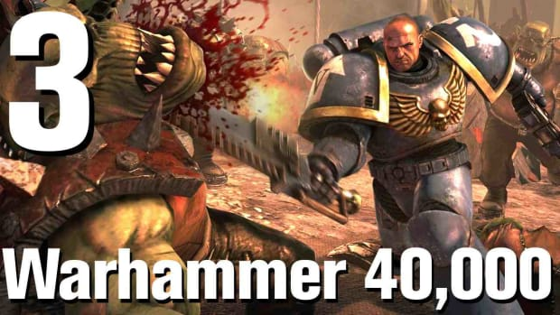 C. Warhammer 40K Space Marine Walkthrough Part 3: Against All Odds Promo Image