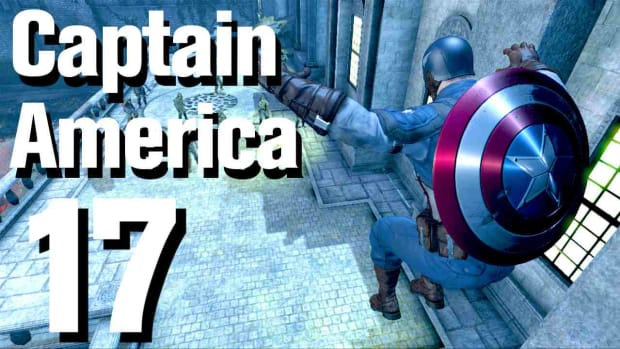 Q. Captain America Super Soldier Walkthrough: Chapter 7 (1 of 2) Promo Image