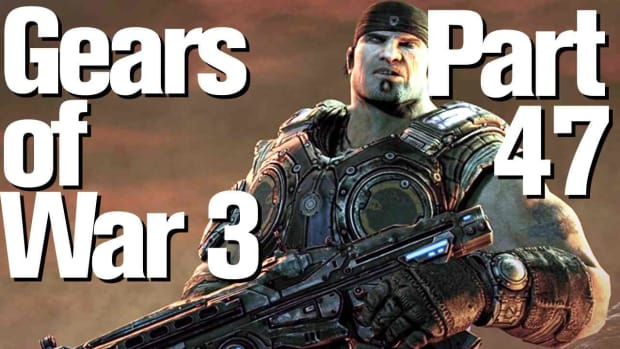 ZU. Gears of War 3 Walkthrough: Act 4 Chapter 5 (2 of 5) Promo Image