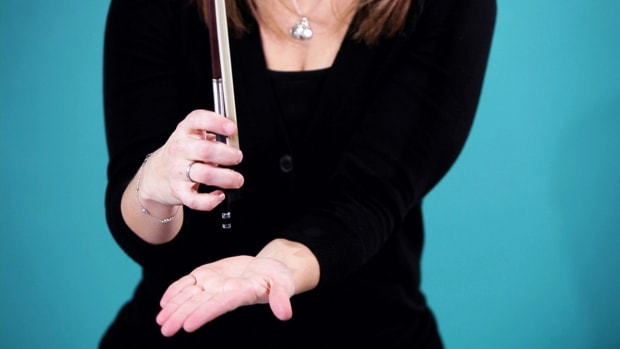 P. Right Hand Finger Exercises for the Violin Promo Image