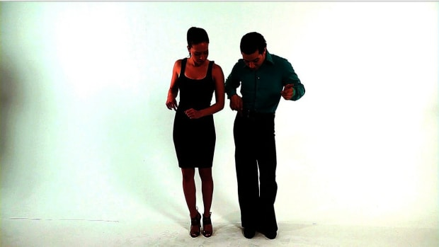 G. How to Do Cuban Motion in Merengue Promo Image