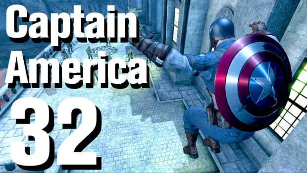ZF. Captain America Super Soldier Walkthrough: Chapter 15 (2 of 2) Promo Image