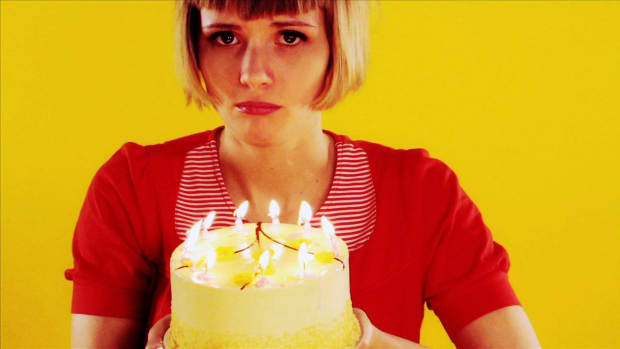 E. Quick Tips: How to Keep Birthday Candles From Dripping Promo Image