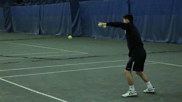 ZL. How to Play Mini-Tennis Promo Image